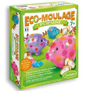 Sentosphère Eco-Moulage Popsine : Les cochons dodus