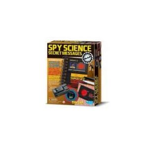4M - Kidz Labs Science de l'espionnage - Message secret