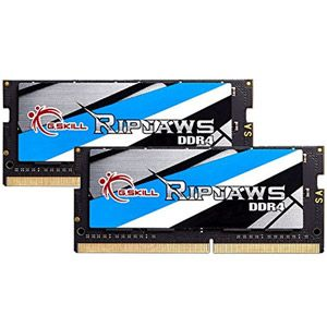 G.Skill F4-3000C16D-16GRS - RipJaws Series SO-DIMM 16Go (2x 8Go) DDR4 3000 MHz CL16