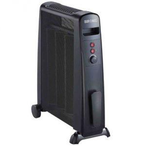 Duronic HV101 - Radiateur en mica sans huile de 2500 Watts avec thermostat