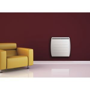 Carrera (Chauffage et Climatisation) Bengal LCD - Radiateur inertie aluminium 1000 Watts