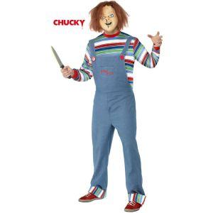 Smiffy's Déguisement de Chucky la poupée (taille L)