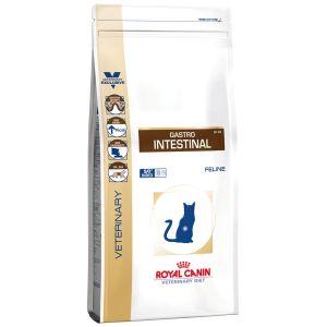 Royal Canin Veterinary Diet Chat Gastro Intestinal GI 32 - Sac 400 g
