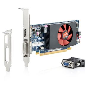 HP E1C64AA - Carte graphique Radeon HD 8490 DP 1 Go DDR3 PCIe x16