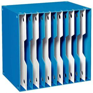 CEP Office Solutions Gloss Module de classement évolutifs 12 compartiments Bleu