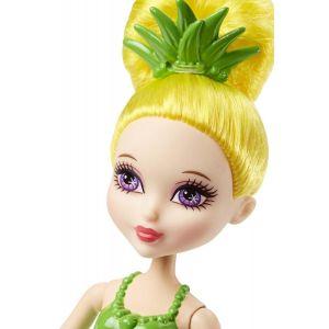 Mattel Barbie petite Sirène à bulles Dreamtopia jaune