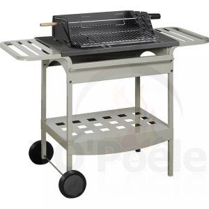 Invicta Madisson 557 - Barbecue à charbon chariot