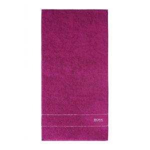 Hugo Boss Plain - Serviette de toilette (50 x 100 cm)