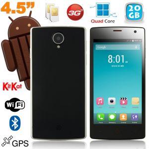 Yonis Y-sa56g20 - Smartphone Dual Sim 4 Go + micro SD 16 Go