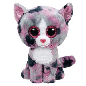 Ty Beanie Boo's : Peluche Chat Lindi 23 cm