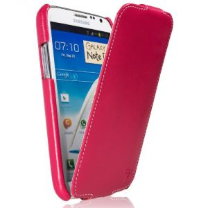 Issentiel IS53841 - Housse collection Prestige pour Galaxy Note 2