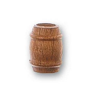 Artesania Tonneau en bois diamètre 12 mm pour maquette en bois Nogal