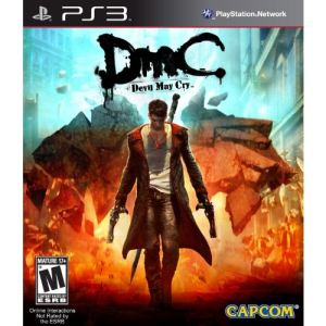 DmC Devil May Cry sur PS3