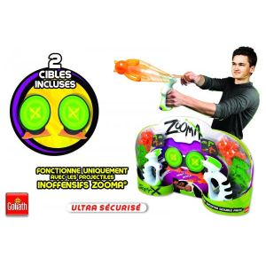 Goliath Zooma Battlepack Pocket Shooter