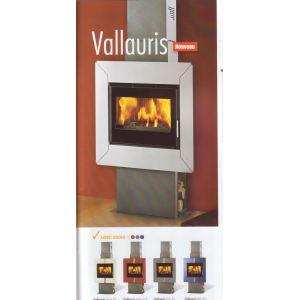 Supra Vallauris 2 - Poêle à bois