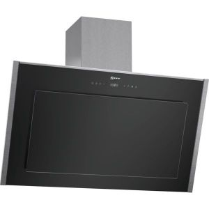 Neff D39dt67n0 - Hotte décorative inclinée 90 cm
