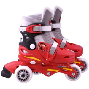 Patins en ligne Two in One 3 roues Cars 2