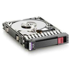 HP 627117-B21 - Disque dur Enterprise 300 Go échangeable à chaud 2.5'' SAS-2 15000 rpm