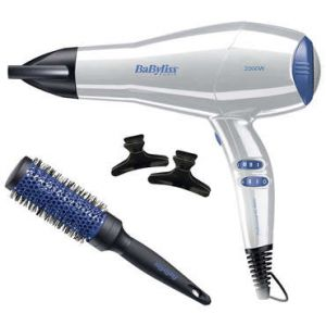 Babyliss D413PE - Sèche cheveux Fashion Dryer Set