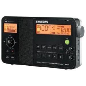 Sangean PR-D8 - Radio stéréo avec entrée pour MP3 et lecteur de carte SD