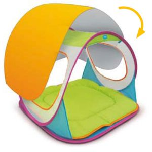 dBb Remond Tente et tapis de sol anti-UV