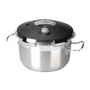 Lacor Chef Luxe 50818 - Cocotte minute 18 L