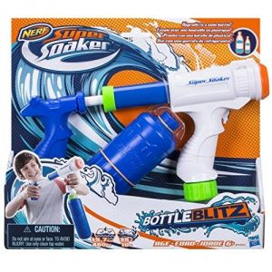 Hasbro Nerf Super Soaker Bottle Blitz à eau