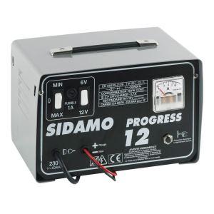 Sidamo Progress 12 - Chargeur de batterie 75Ah 150W (20303017)