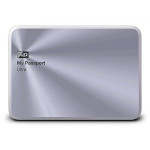 "Western Digital WDBEZW0030B - Disque dur externe My Passport Ultra Metal 3 To 2.5"" USB 3.0"