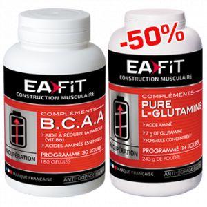 EA Fit EABCAA - Pilulier de 180 gélules