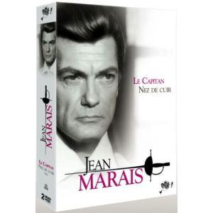 Coffret Jean Marais : Nez de cuir, gentilhomme d'amour + Le capitan