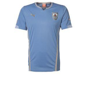 Puma Maillot de foot à domicile Uruguay Coupe du Monde 2014 homme