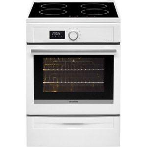 Brandt BCI6652W - Cuisinière induction 4 foyers