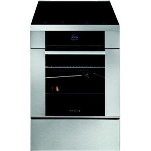 De Dietrich DCI1592X - Cuisinière induction 4 zones avec four électrique