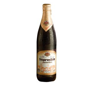 Sturm france Bière Bio Klostergold 5.2% Vol. 50cl