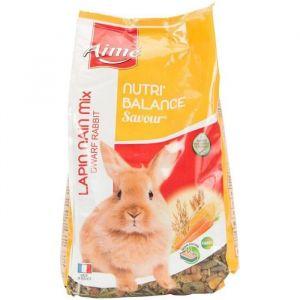 Aimé Nutri'balance Savour Mix pour lapin nain 900 g