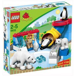 Duplo 5633 - Le zoo polaire