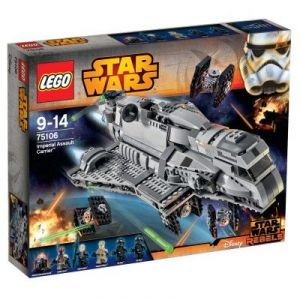 Lego 75106 - Star Wars : Imperial Assault Carrier