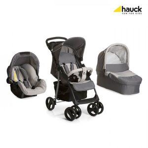 Hauck Shopper SLX - Poussette combinée trio