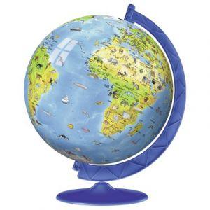 Ravensburger Globe terrestre - Puzzle Ball 3D 180 pièces