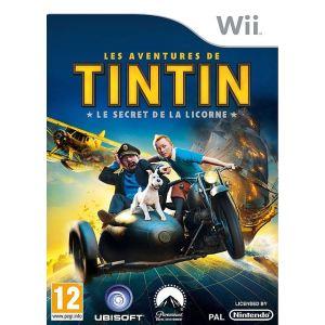 Image de Les Aventures de Tintin : Le Secret de la Licorne sur Wii