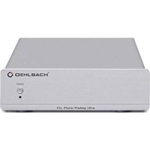 Oehlbach XXL Phono PreAmp Ultra - Préamplificateur phono