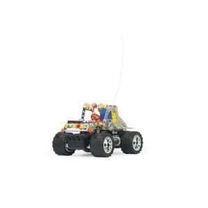 Jamara Voiture Metal Consctruction Jeep 40 MHz radiocommandé