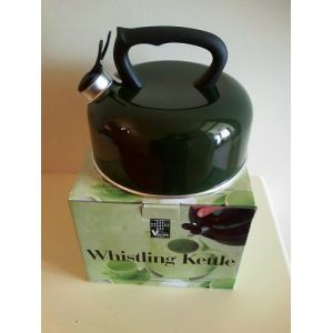 Pendeford Housewares WK20G - Bouilloire sifflante 2 L