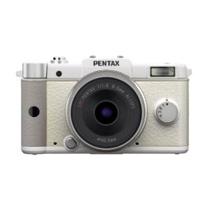 Pentax Q (avec 2 objectifs 8,5mm et 15mm)