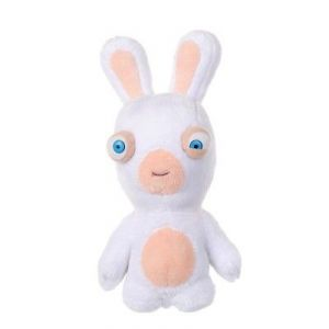 Gipsy Peluche Lapin Crétin sonore 18 cm