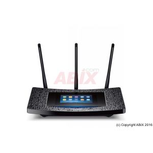 TP-Link RE590T - Répéteur wifi AC1900 écran tactile