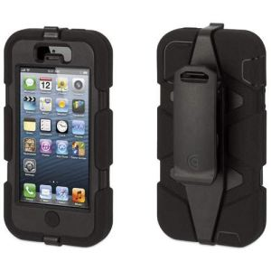 Griffin GB35564-2 Survivor - Étui pour iPhone 5