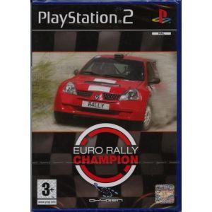 Euro Rally Champion sur PS2