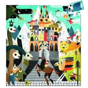 Djeco Puzzle Château Fantastique 54 pièces